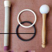 Importancia de la Baqueta y el Aro a la hora de tocar un Cuenco: