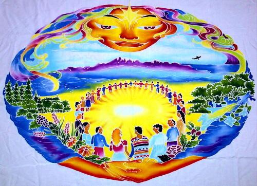 6 de enero Ceremonia para Luz para los Jovenes